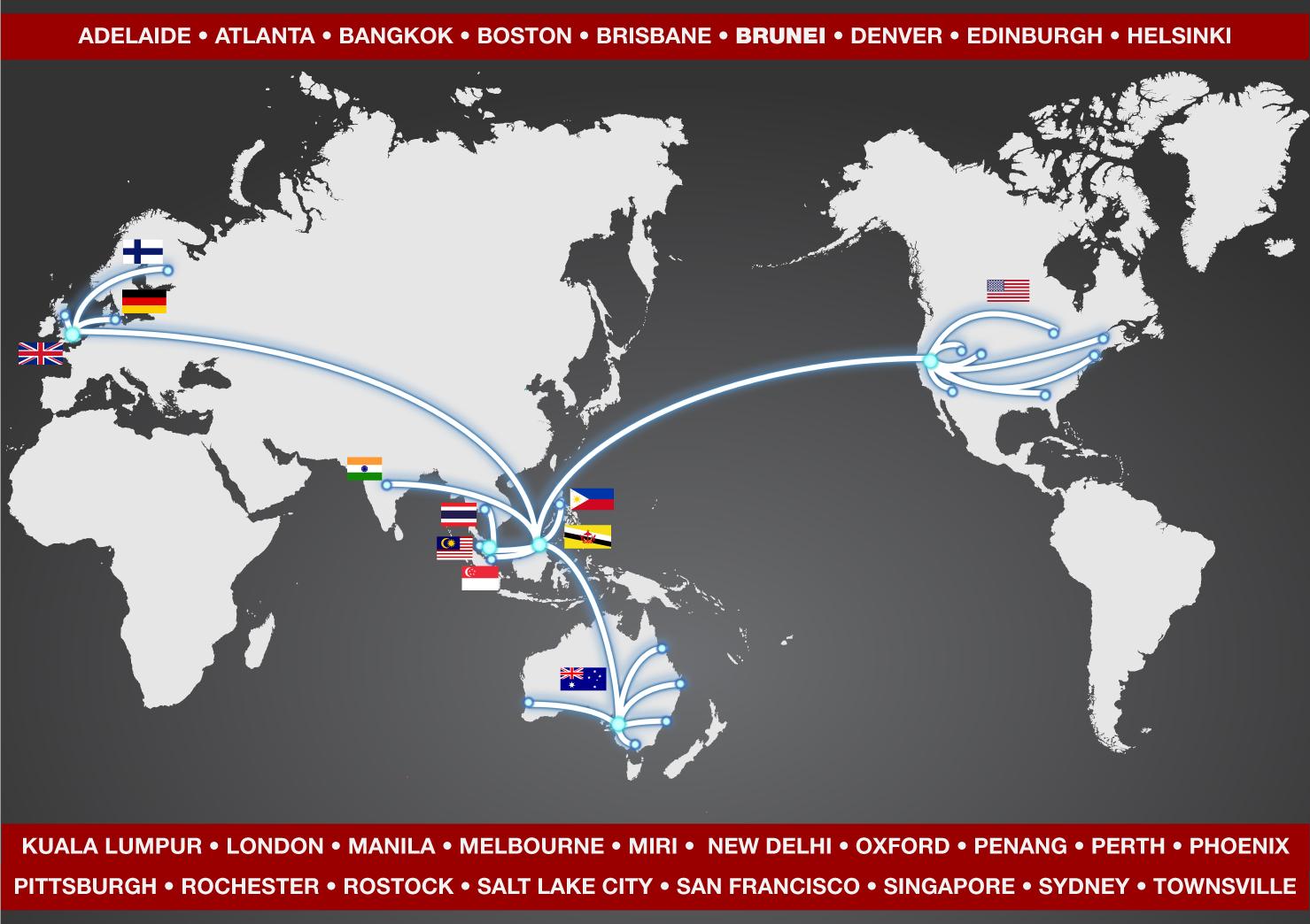 QLAB World Network 2.1.12 Web Version